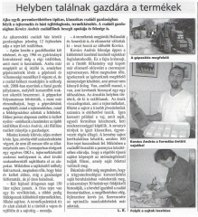 Tejipari Hírlap 2013