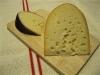 Vörösborban érlelt és füstölt sajt